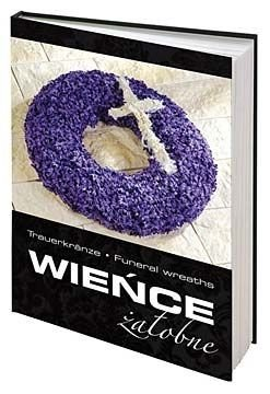 Book: Funeral wreaths - catalog DISCOUNT