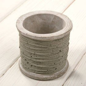 Ceramic flower pot cover 9/10 cm
