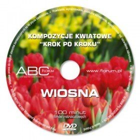 DVD - Floral arrangements - Spring - step by step