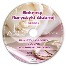 DVD set - The Secrets of a Wedding Florist, vol.1-2-3/2010