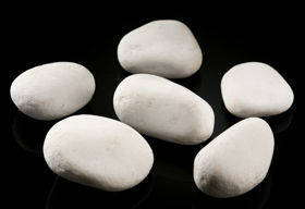 Decorative stones (1) kg