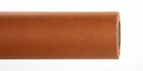 Decorative thick interfacing, W 20 cm, L 9 yd - brown