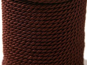 Decorative twine 5 m brown