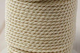 Ecru Decorative String 5m