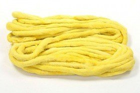 Felt string yellow 150cm