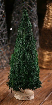 Green Christmas tree 40cm