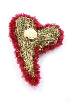 Heart of hay claret 20/30 cm