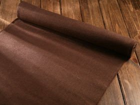 Jute fabric braid 50cm x 3 yd brown
