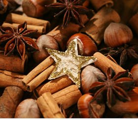 Natural Potpourri –Smell of Cinnamon, Anise and Hot Pepper