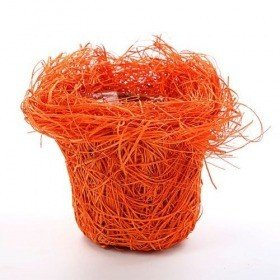 Orange basket 13/13cm