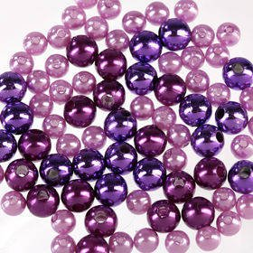 Original set (R) pearls ca. 250 pcs.violet
