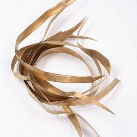 Palm leaf 30-40 cm 10 pcs/pkg gold