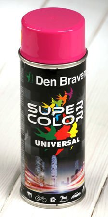 Pink spray paint 400 ml RAL 4003