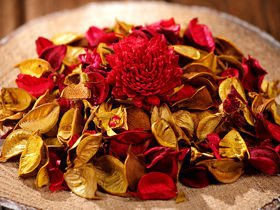 Potpourri- Lemon-Rose