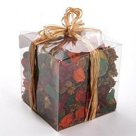 Set of potpourri in box - fruit mix