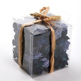 Set of potpourri with candle - Lavender