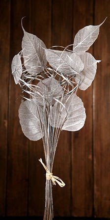 Ting ting 90 cm silver decoration