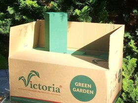 Victoria Cube - Carton of 20 pcs