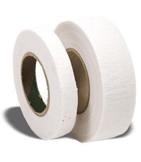White Floral Mask Tape size 26mm x 27 m