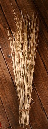 Willow sticks, mix 50-70 cm, white, ca. 80 twigs