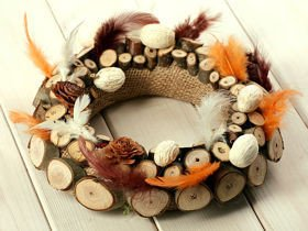 Wreath- Spring Nature (25-30cm)