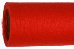 Decorative interfacing, W 50 cm, L 9 m - red PROMOTION