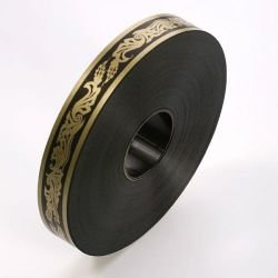 Decorative tape 20 mm, overprint, length 100 m - BO02