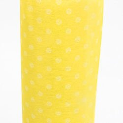 Dotted interfacing 50 cm/9m yellow