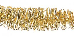 Mini-garland, thickness 0.8 cm/10 m, gold