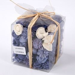 Potpourri Set with candle- Lavender