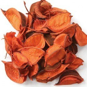 Potpourri - Schalen 30g - orange ca. 0.5 l