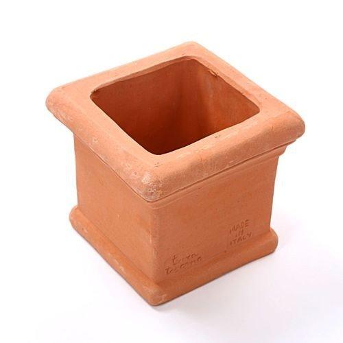 italienischer blumentopf 15 x15 cm naczynia dekoracyjne pottery bo e narodzenie naczynia. Black Bedroom Furniture Sets. Home Design Ideas
