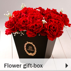 Flowerboxes and gift-boxes