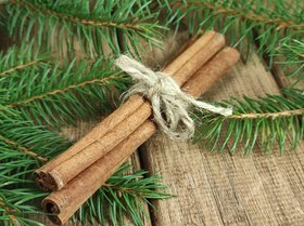 Aromatic cinnamon sticks 15 cm - bunch of 3 pcs.