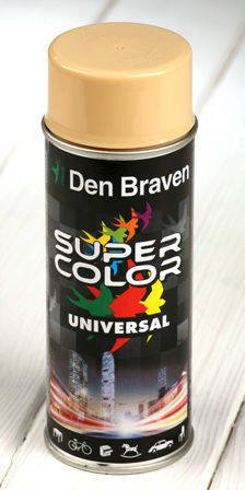 Beige spray paint 400 ml RAL 1001