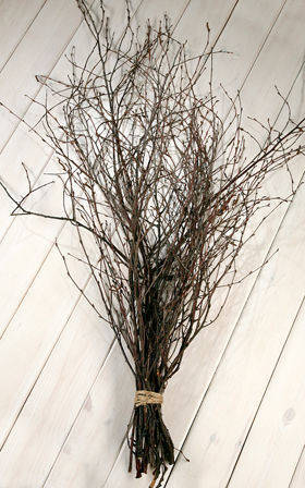 Bunch of birchen branches, ca.60cm