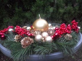Christmas Arrangement 25/50 cm