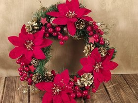 Christmas wreath 30 cm