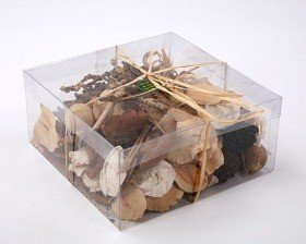 Cinnamon potpourri set - Cream-Brown