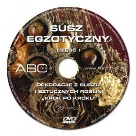 DVD – Decorations of exotic dried flowers, part 1