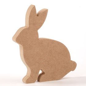 Easter bunny for decorating 160mm wz 2