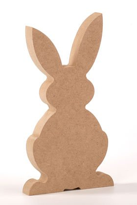 Easter bunny for decorating  185mm