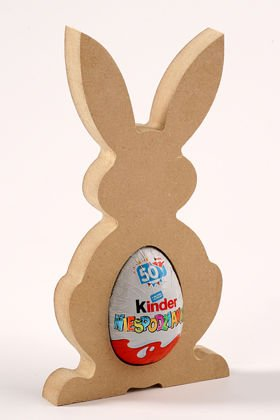 Easter bunny to decorate WZ1 185mm