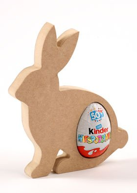 Easter bunny to decorate WZ2 140mm