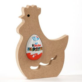 Easter chicken to decorate 185 mm