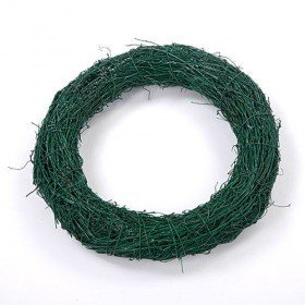 Fascine wreath green 26 cm