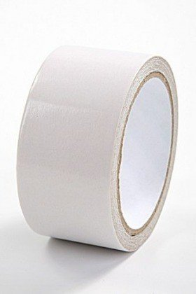 Floristic transparent double-sided adhesive tape 40 mm x 100 cm