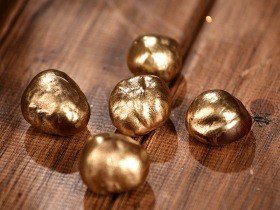 Gold chestnuts 12pcs/pkg