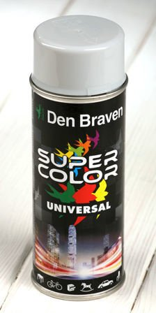 Grey spray paint 400 ml RAL 7035
