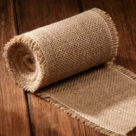 Jute fabric 50cm x 3 yd - natural